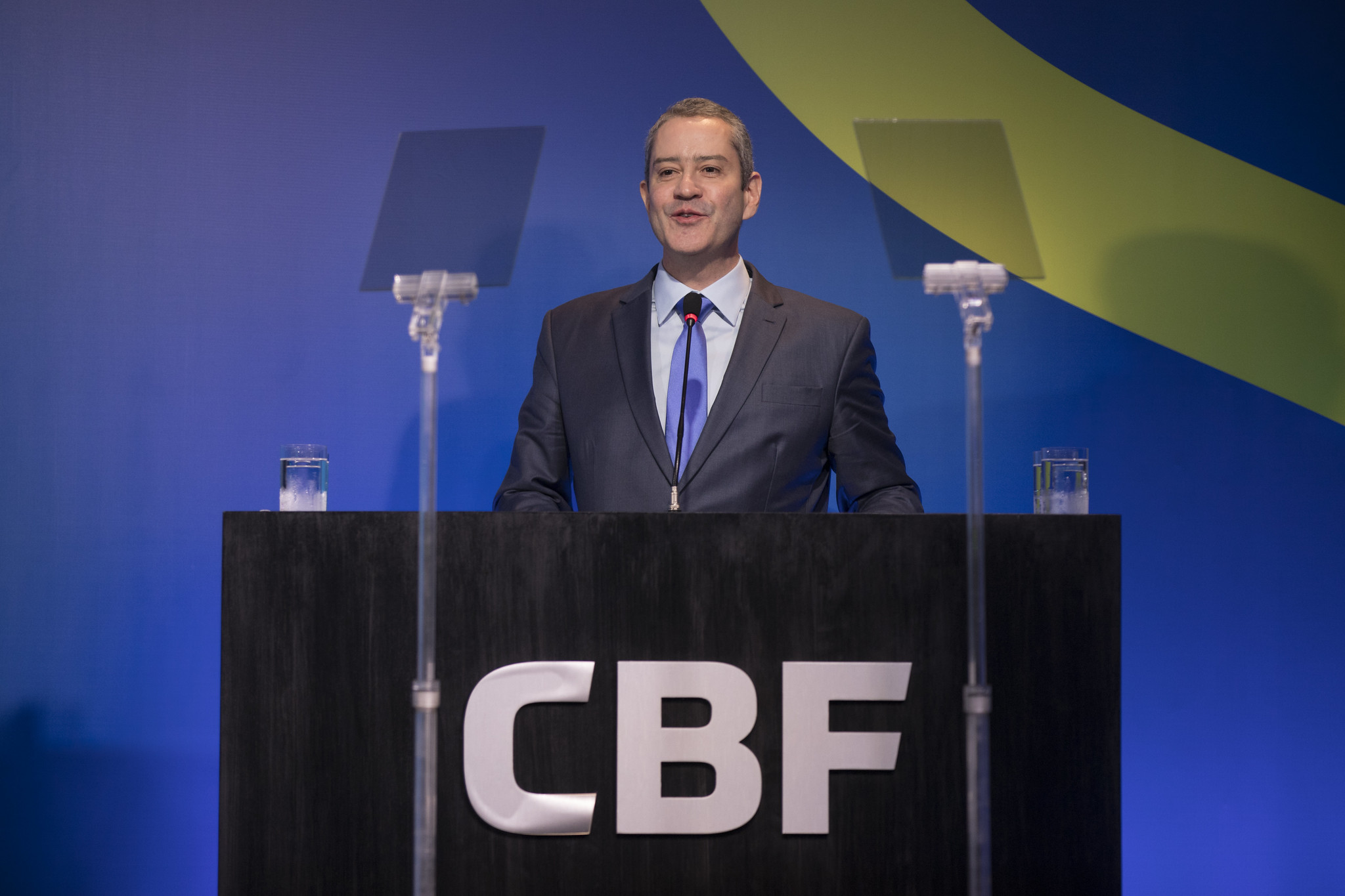 IMAGEM: Ministério Público do Trabalho começa a ouvir funcionários da CBF na segunda