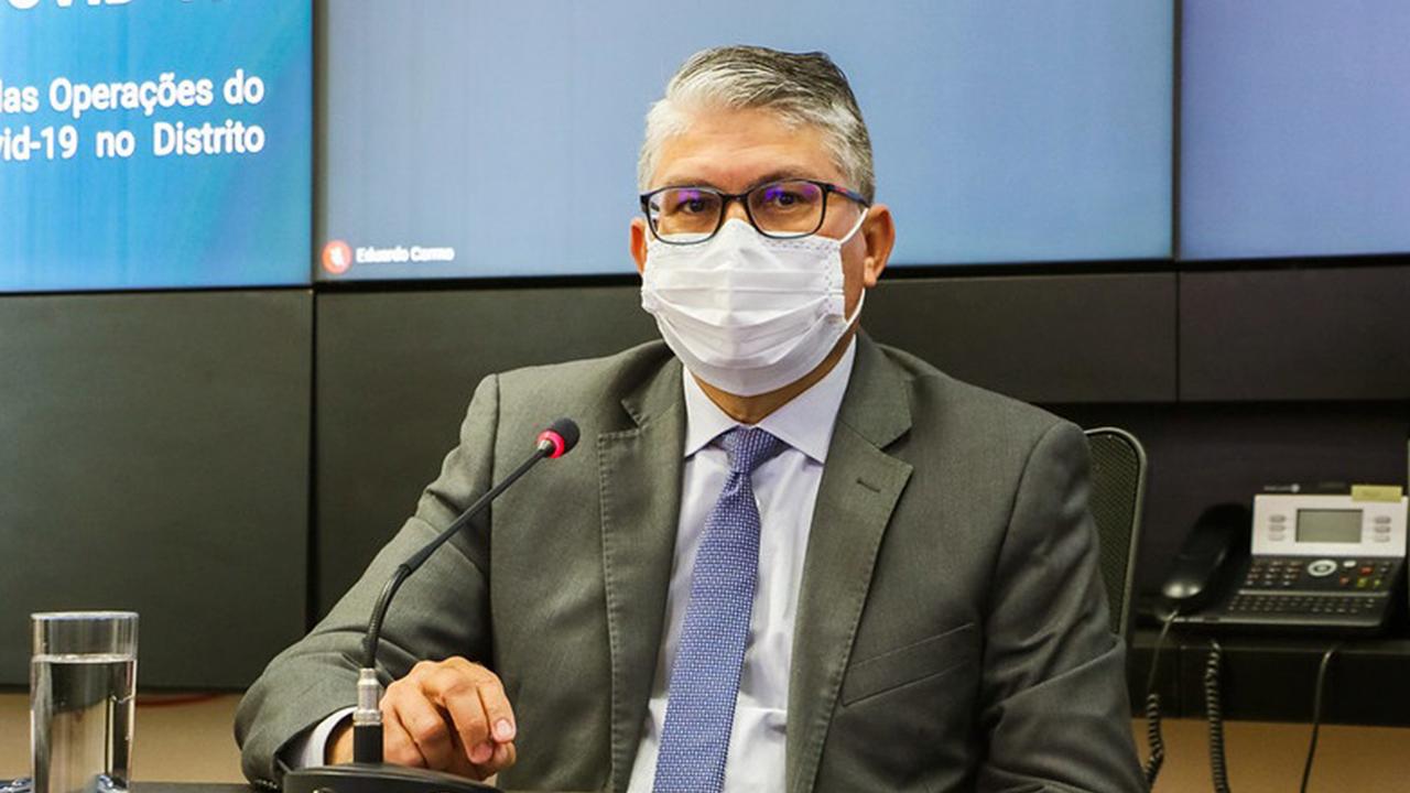 IMAGEM: Ex-secretário do DF convocado por CPI tem viagem autorizada a Manaus