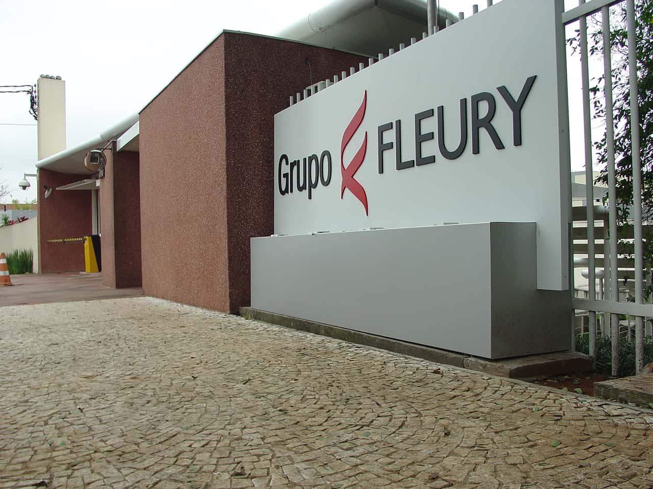 IMAGEM: Grupo Fleury sofre ataque de hackers