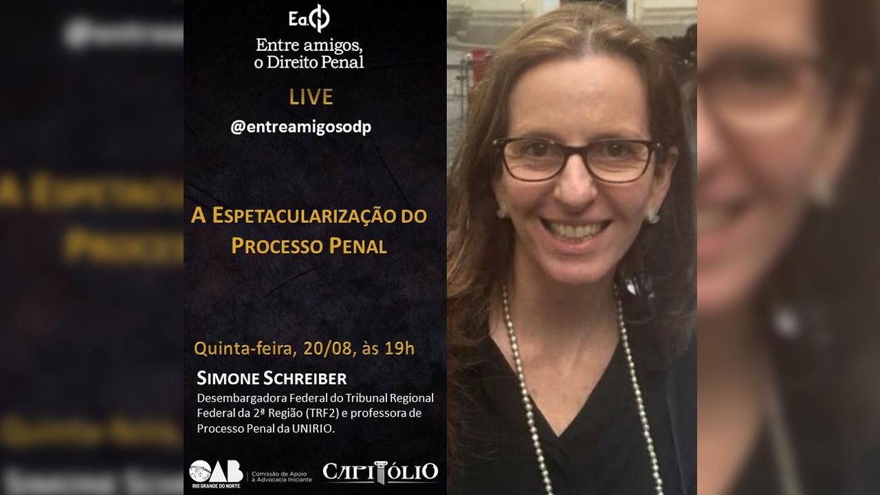 IMAGEM: Nova relatora da Lava Jato do Rio é antilavajatista