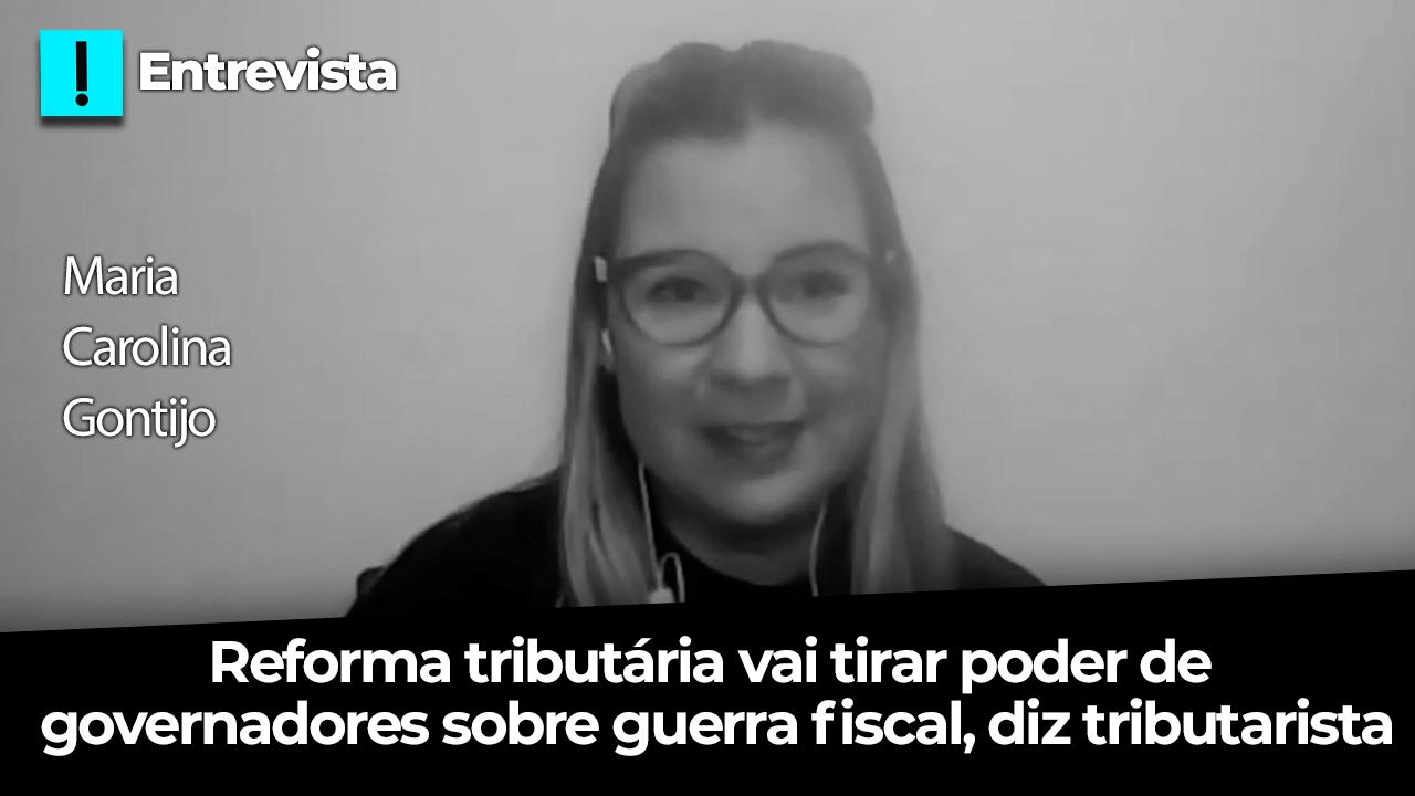 IMAGEM: Reforma tributária vai tirar poder de governadores sobre guerra fiscal, diz tributarista