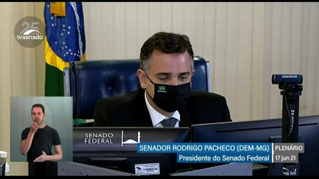 AO VIVO: Senado vota MP da Eletrobras