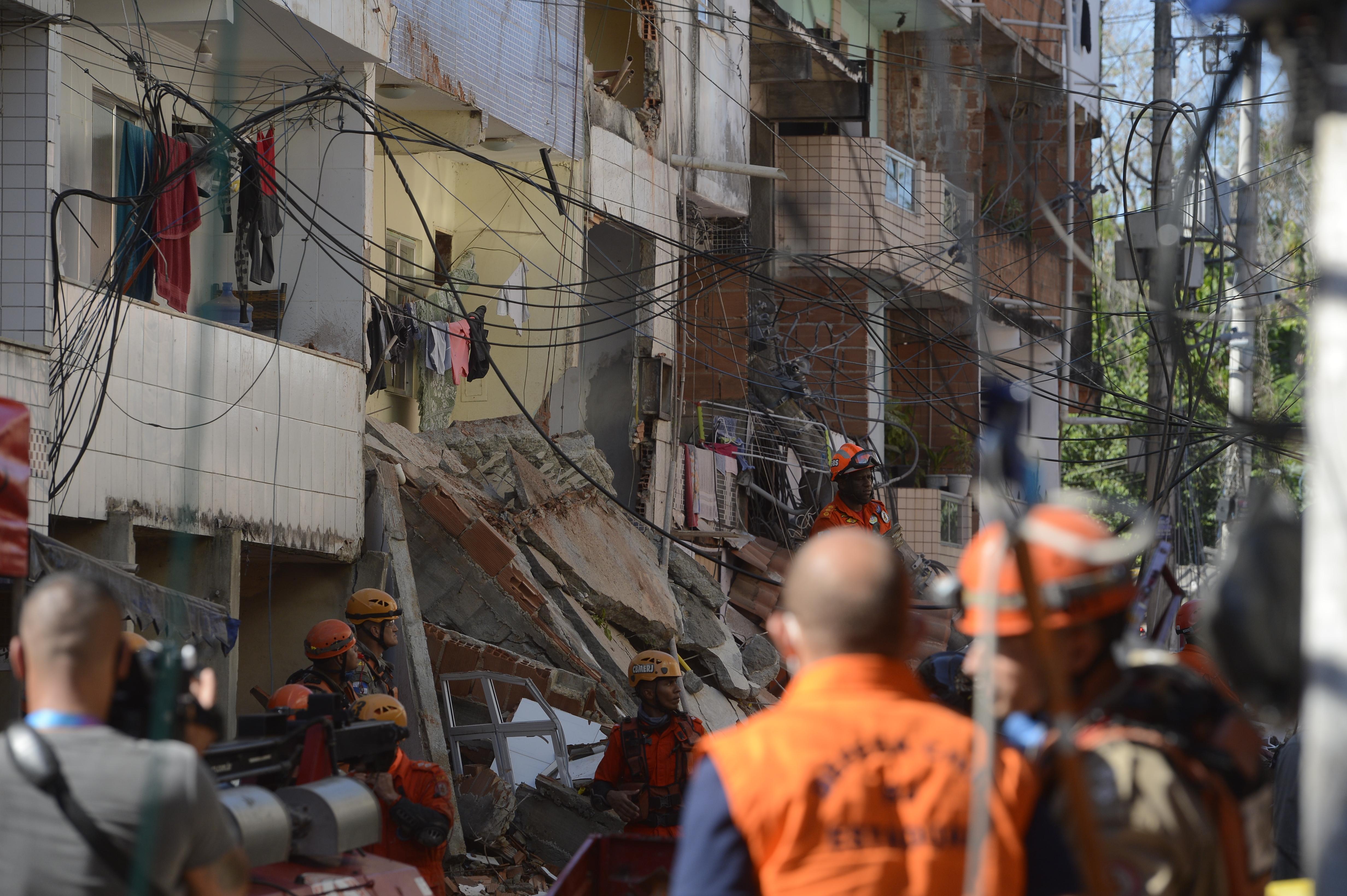 IMAGEM: O faturamento da milícia por prédios irregulares em Rio das Pedras