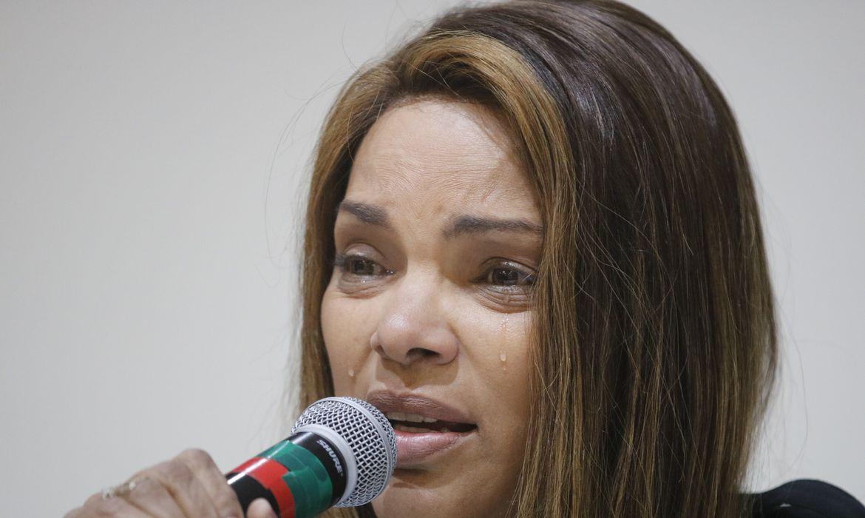 IMAGEM: Flordelis será transferida para presídio em Bangu