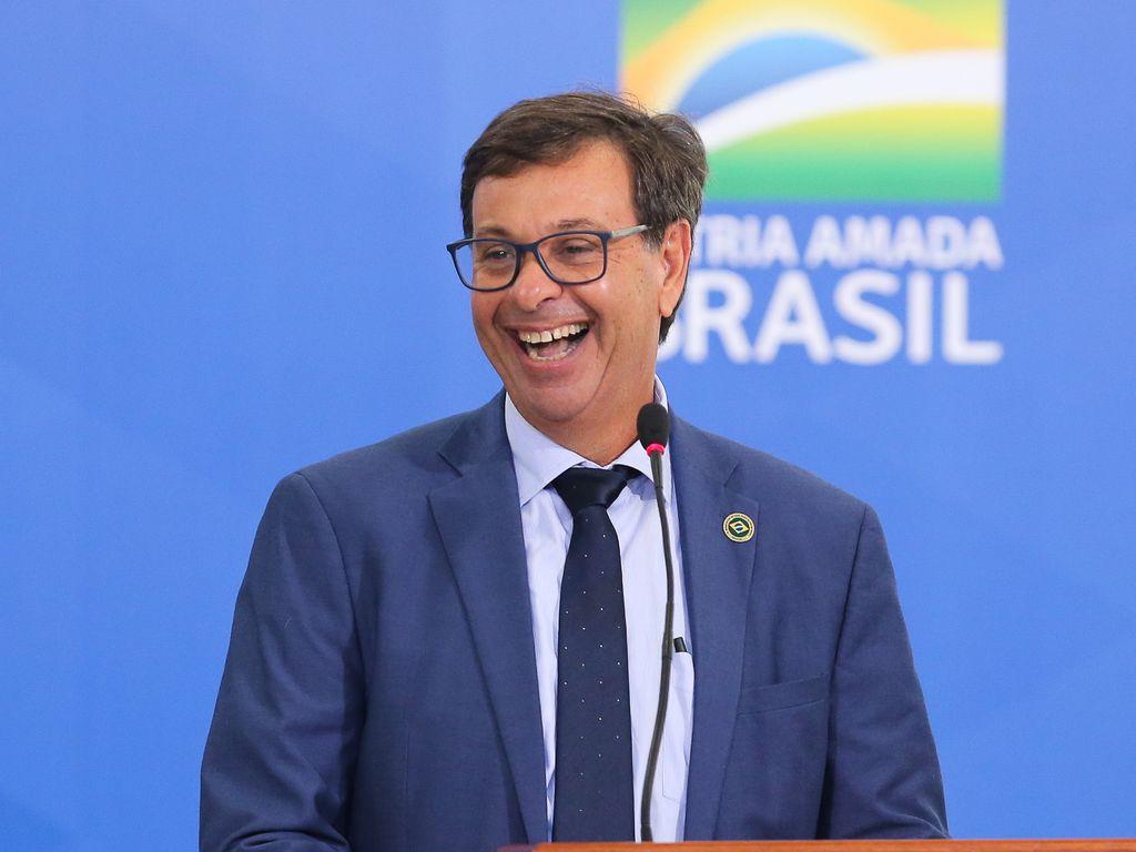 IMAGEM: Gilson Machado vai à Câmara explicar proposta do governo para controlar redes sociais