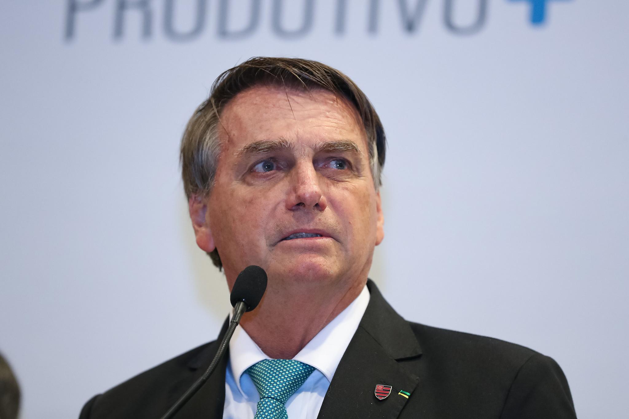IMAGEM: 'Oxford encontrou fortes indícios de que ivermectina previne', mente Bolsonaro