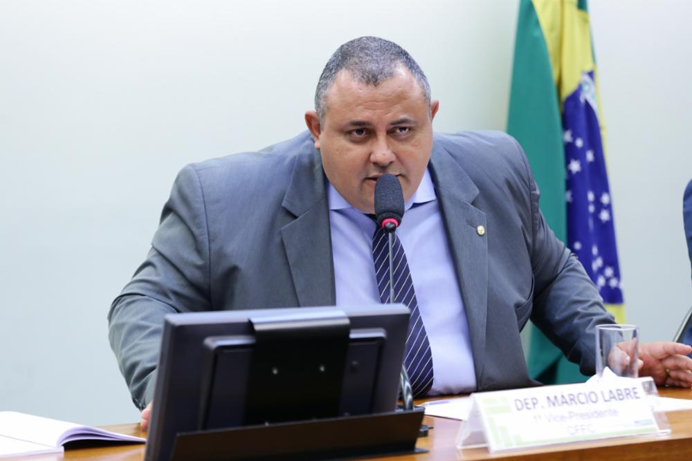 IMAGEM: Deputado ofereceu apartamento funcional para reuniões de grupo de Allan dos Santos, diz PF