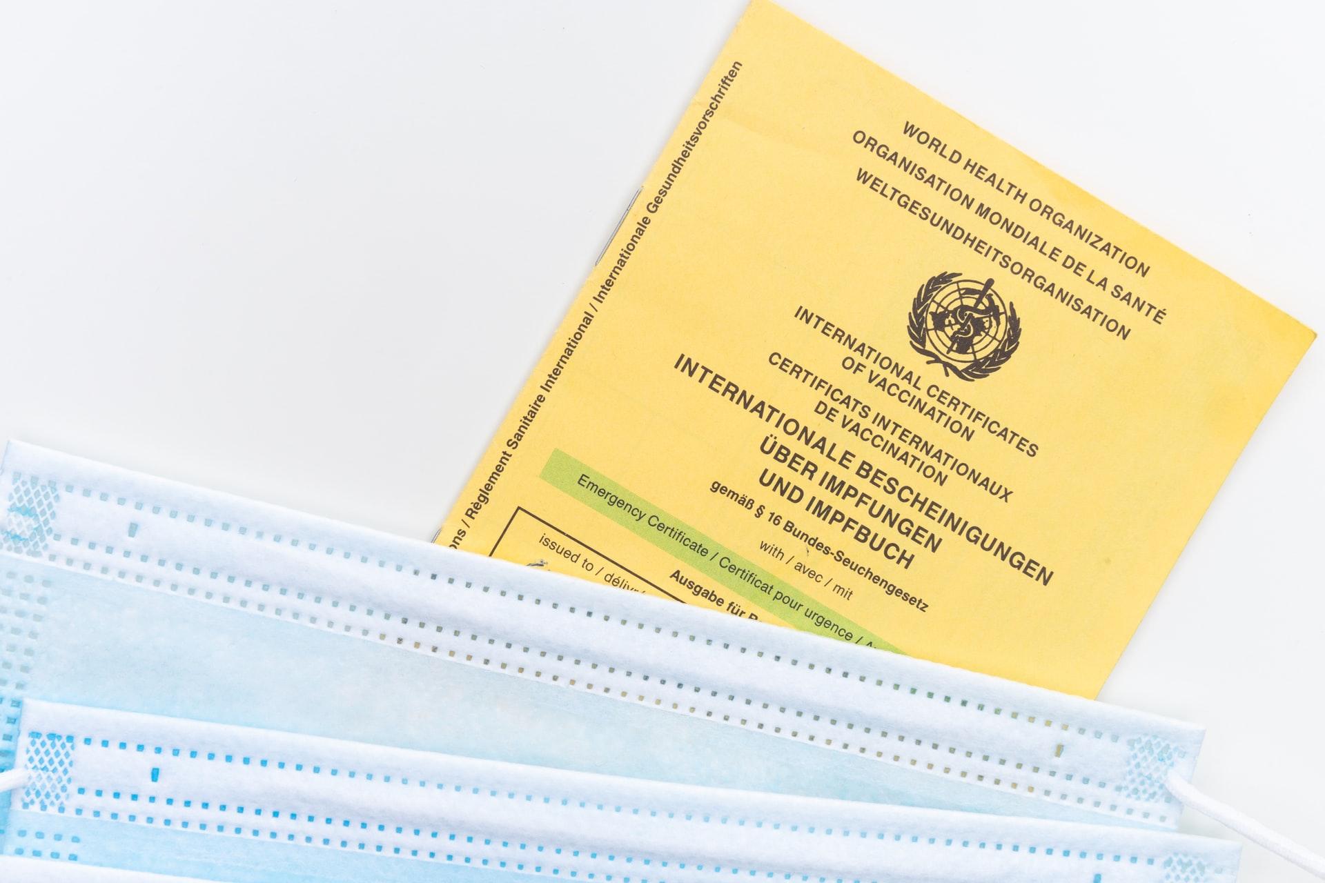 IMAGEM: Senado aprova projeto de lei do 'passaporte de vacinação'