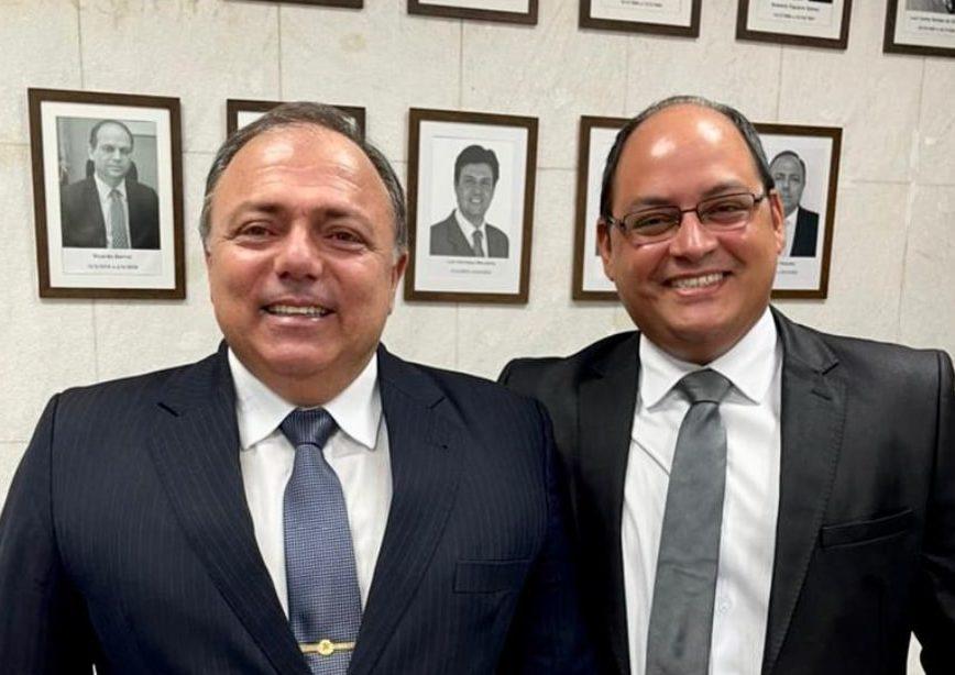 IMAGEM: Toffoli suspende quebras de sigilo de ex-assessor especial de Pazuello