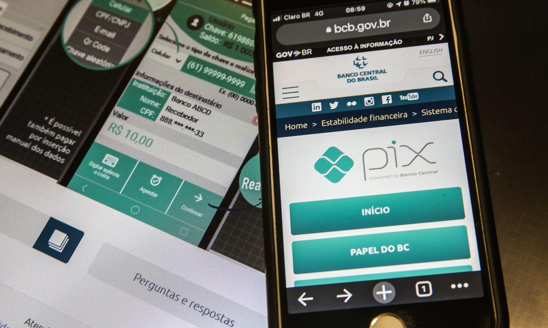 IMAGEM: Deputado quer suspender uso do PIX em São Paulo