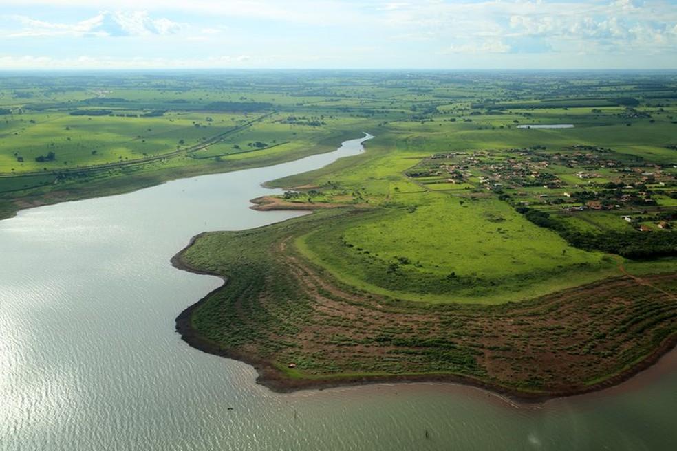 IMAGEM: ANA decreta emergência hídrica na bacia do rio Paraná