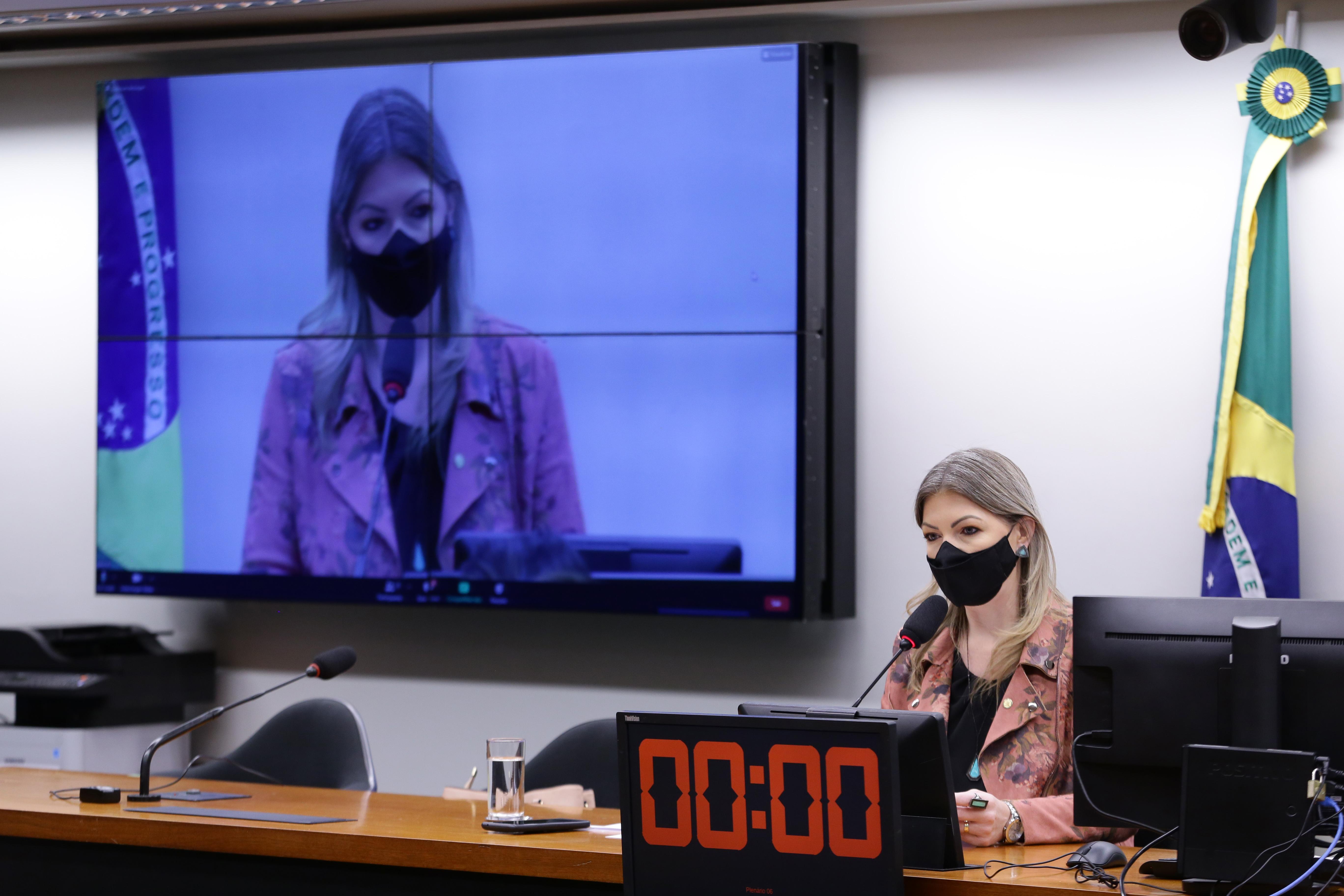 IMAGEM: STF investiga suposta rachadinha em gabinete de deputada bolsonarista
