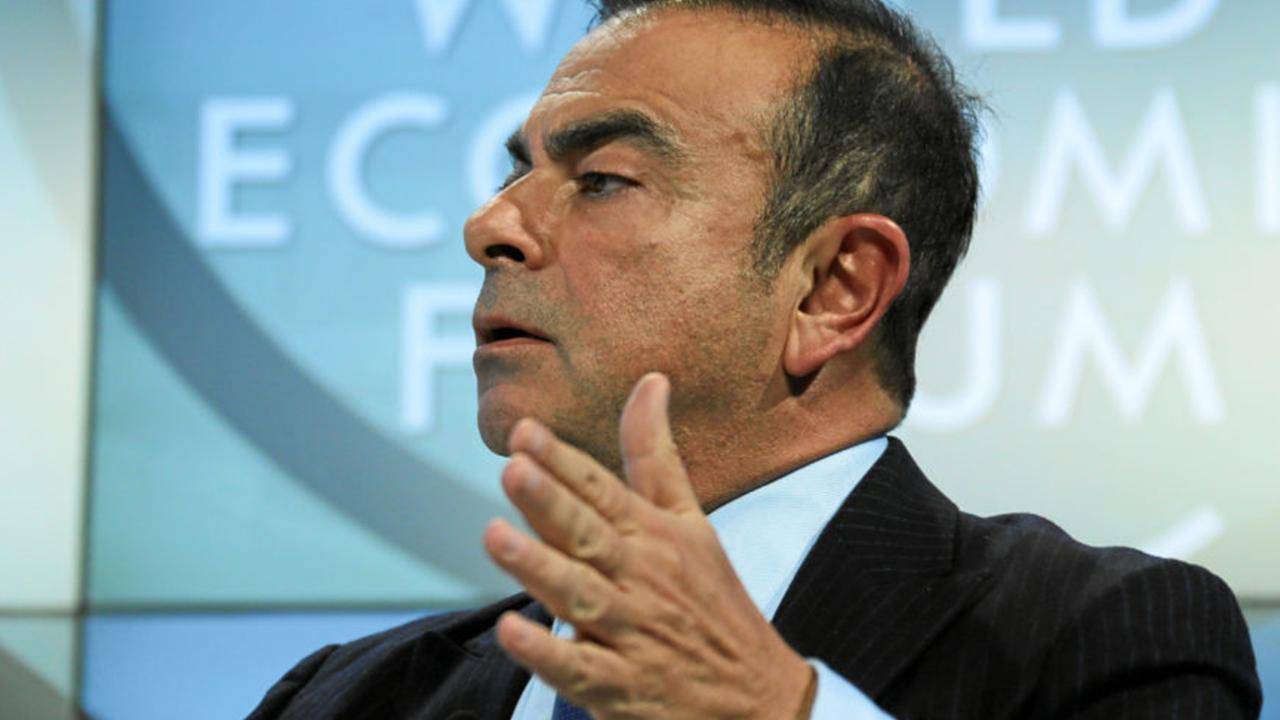 IMAGEM: Americanos que ajudaram na fuga de Carlos Ghosn são condenados à prisão