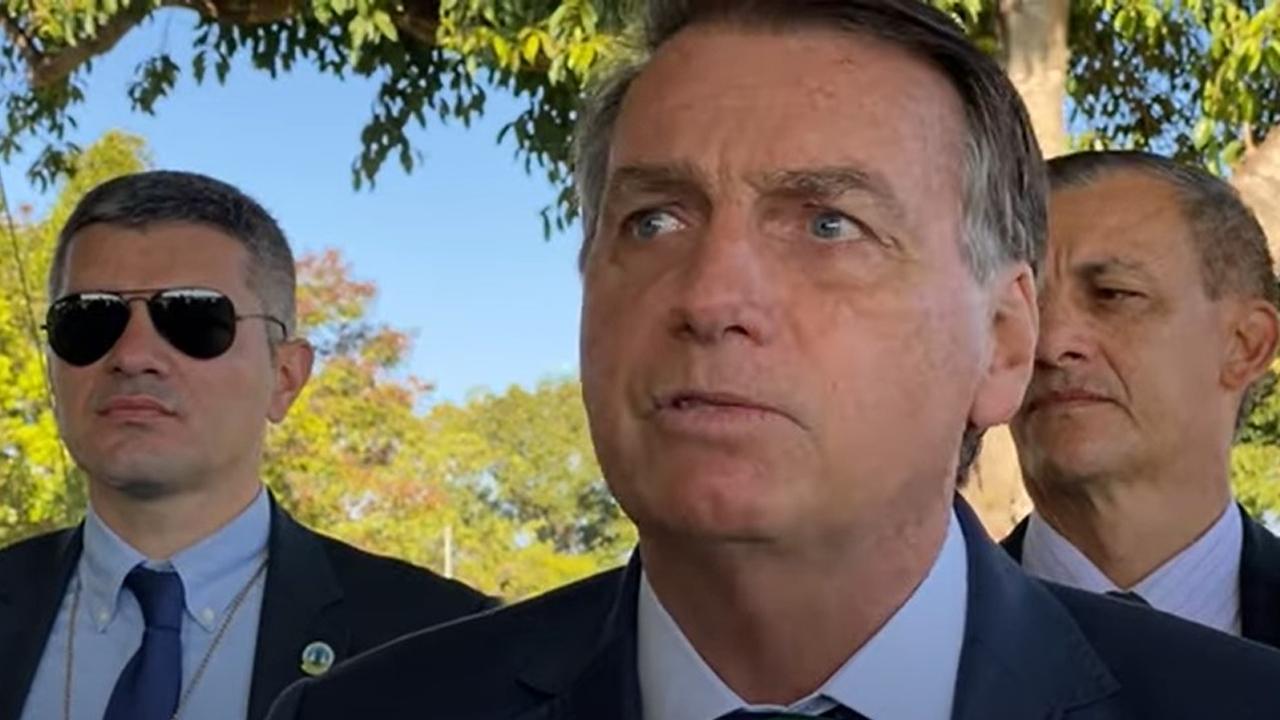IMAGEM: Bolsonaro: 'o Supremo cometeu crime'