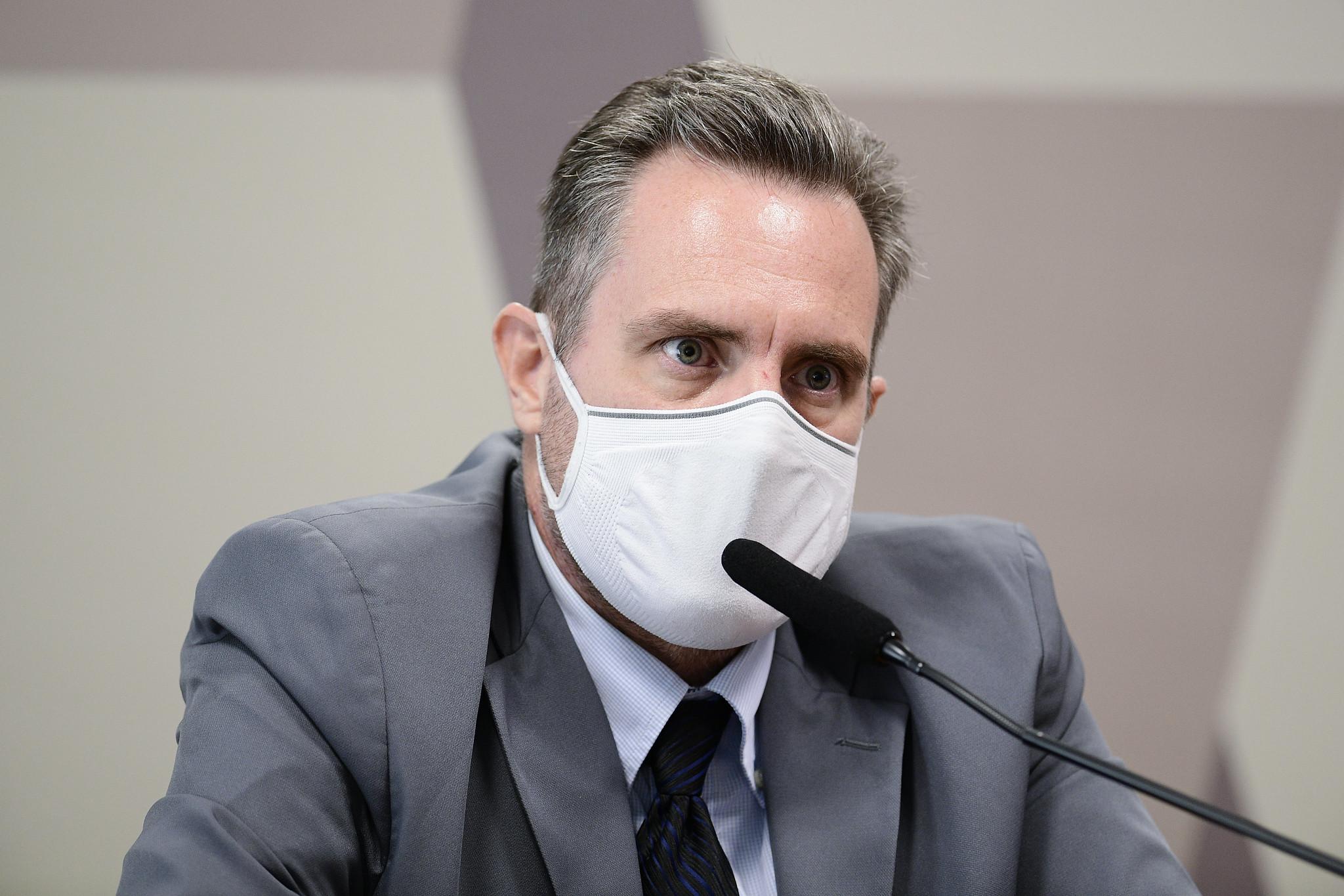 IMAGEM: Saiba tudo o que disse Dominguetti à CPI