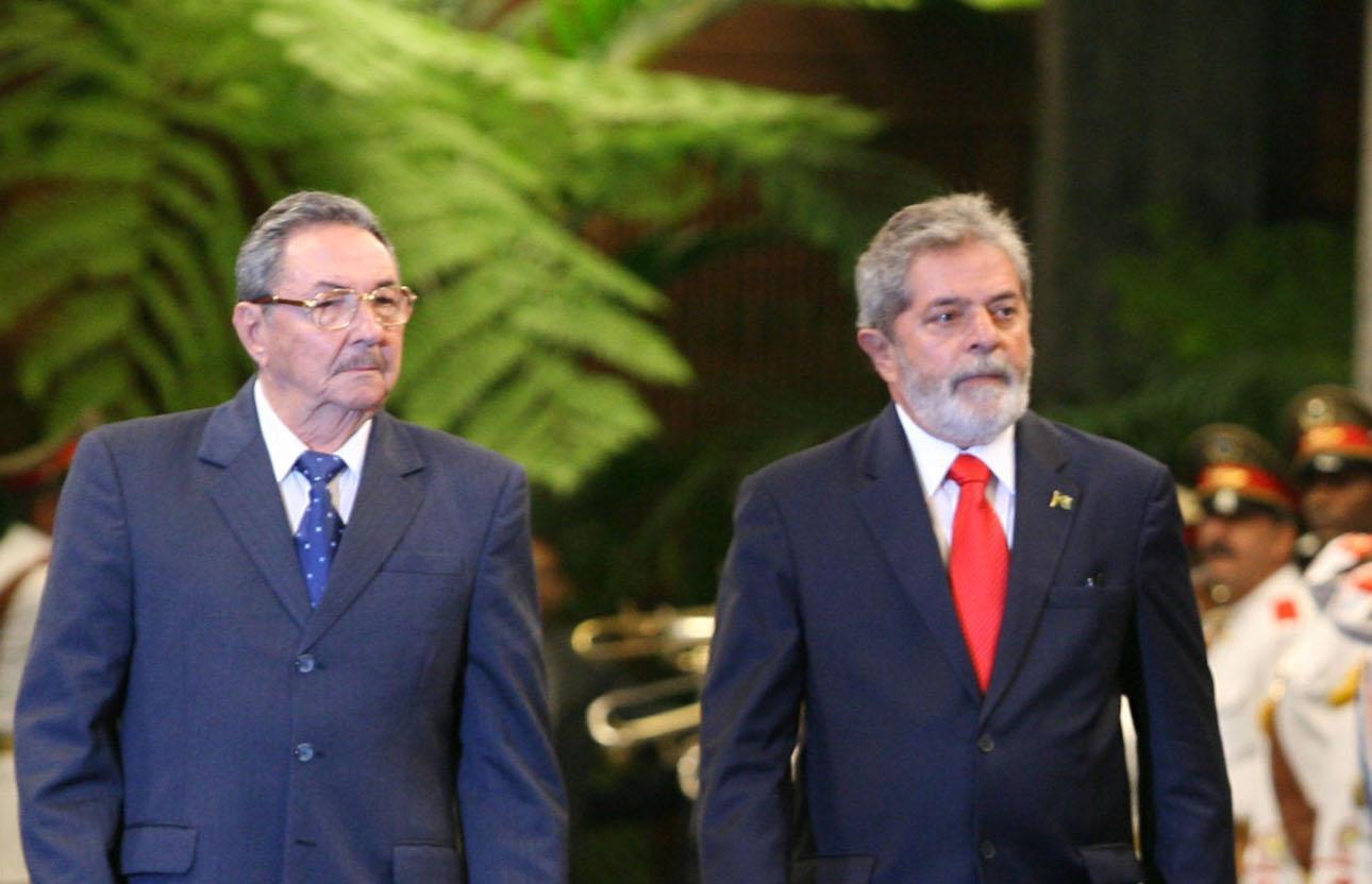 IMAGEM: Quem tem Cuba e corrupção tem medo