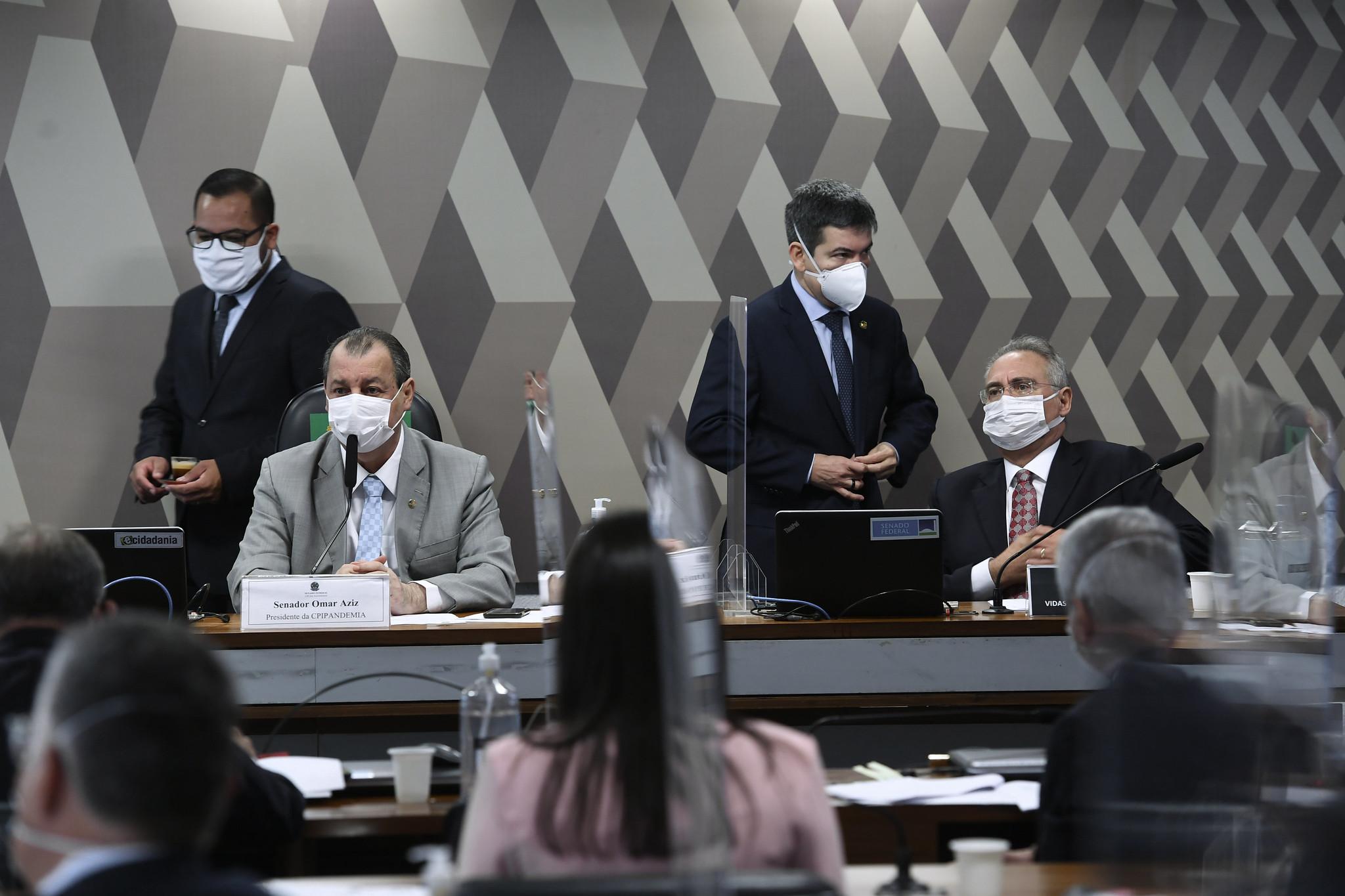 IMAGEM: Diretora da Precisa pede ao STF para não depor na CPI