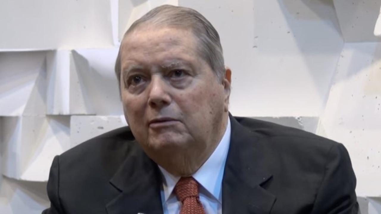 IMAGEM: Ex-embaixador Paulo Tarso Flecha de Lima morre aos 88 anos