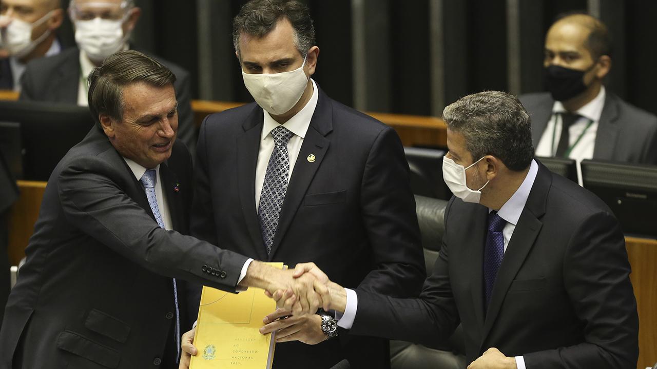 IMAGEM: Em ofício a Toffoli, Lira se manifesta contra suspensão de Código Eleitoral