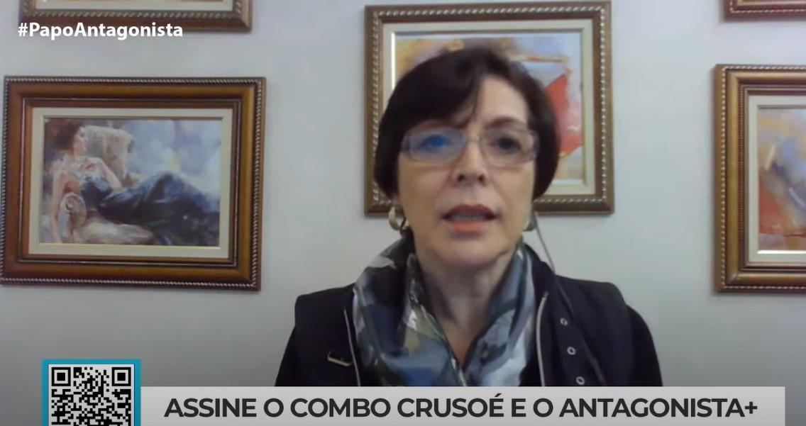 IMAGEM: 'Uma hora vai chegar em Bolsonaro', diz Adelaide Oliveira, do MBL, sobre escândalos