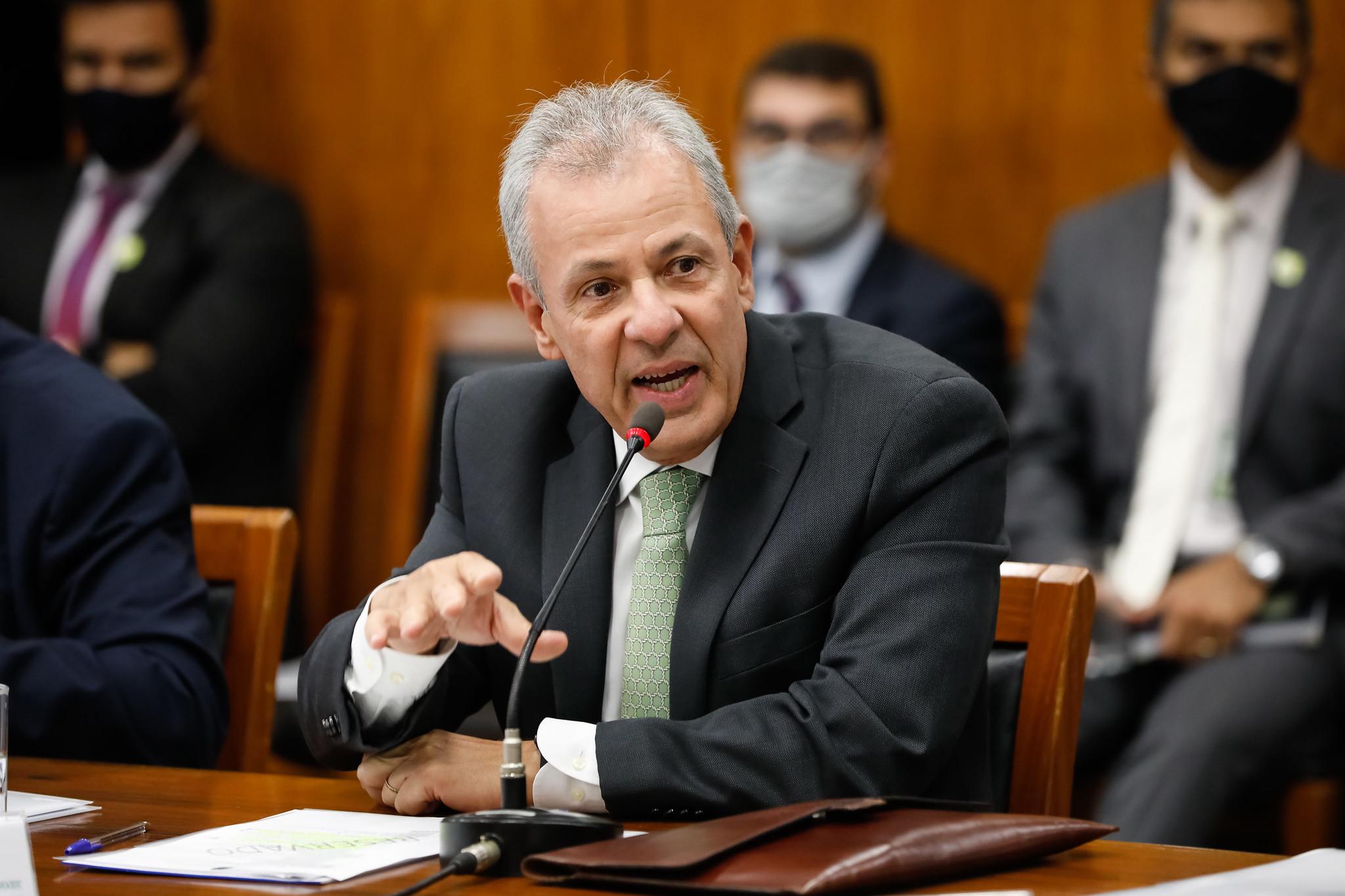 IMAGEM: Governo publica regras do comitê da crise hídrica