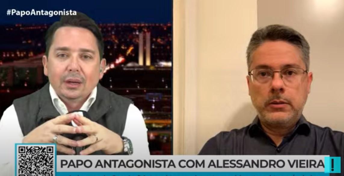 """IMAGEM: Vieira diz que Queiroga, Rosário e Onyx disputam """"Olimpíada paralela de Bolsonaro"""""""
