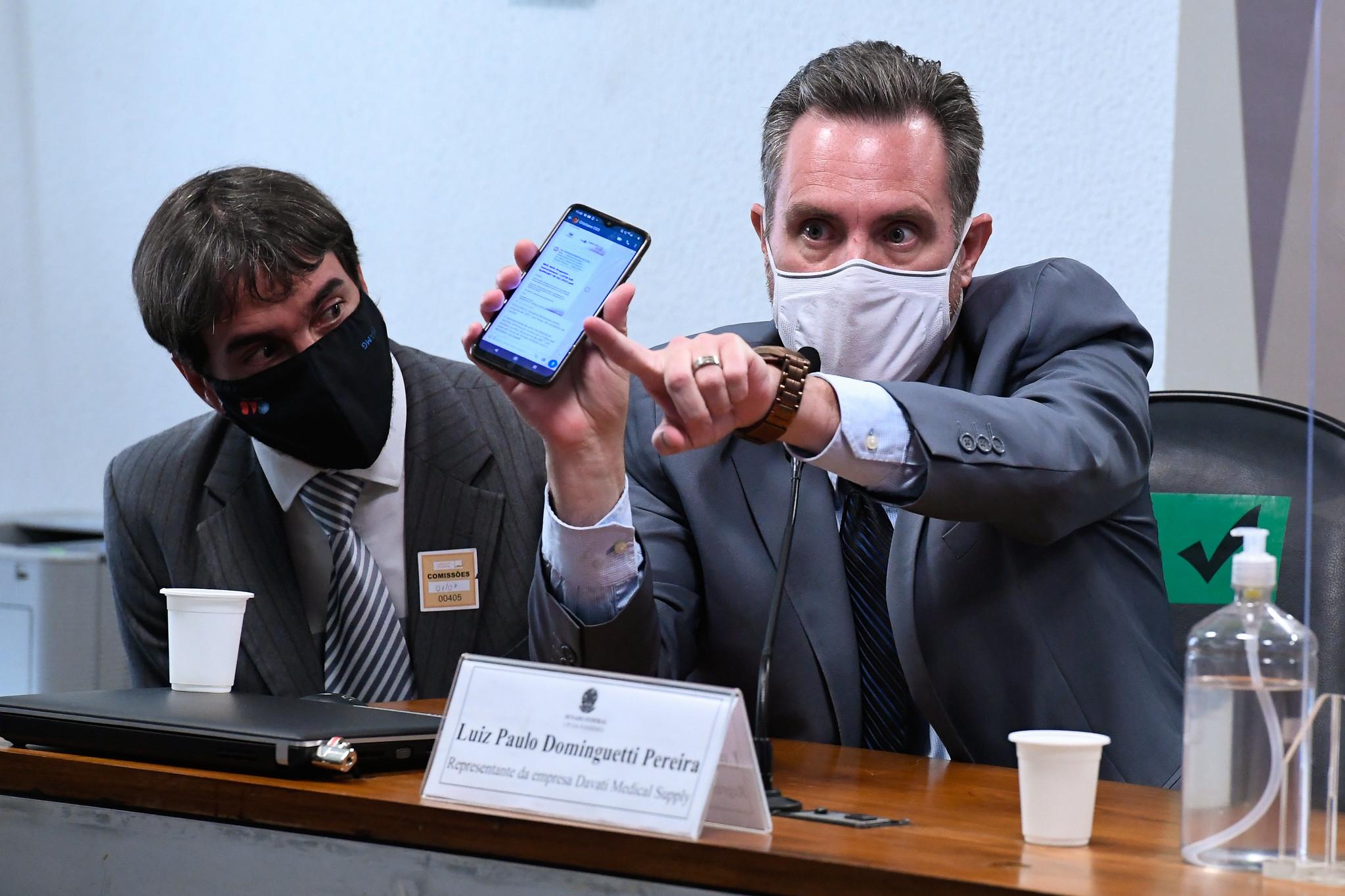 """IMAGEM: """"Somos todos Bolsonaro"""""""