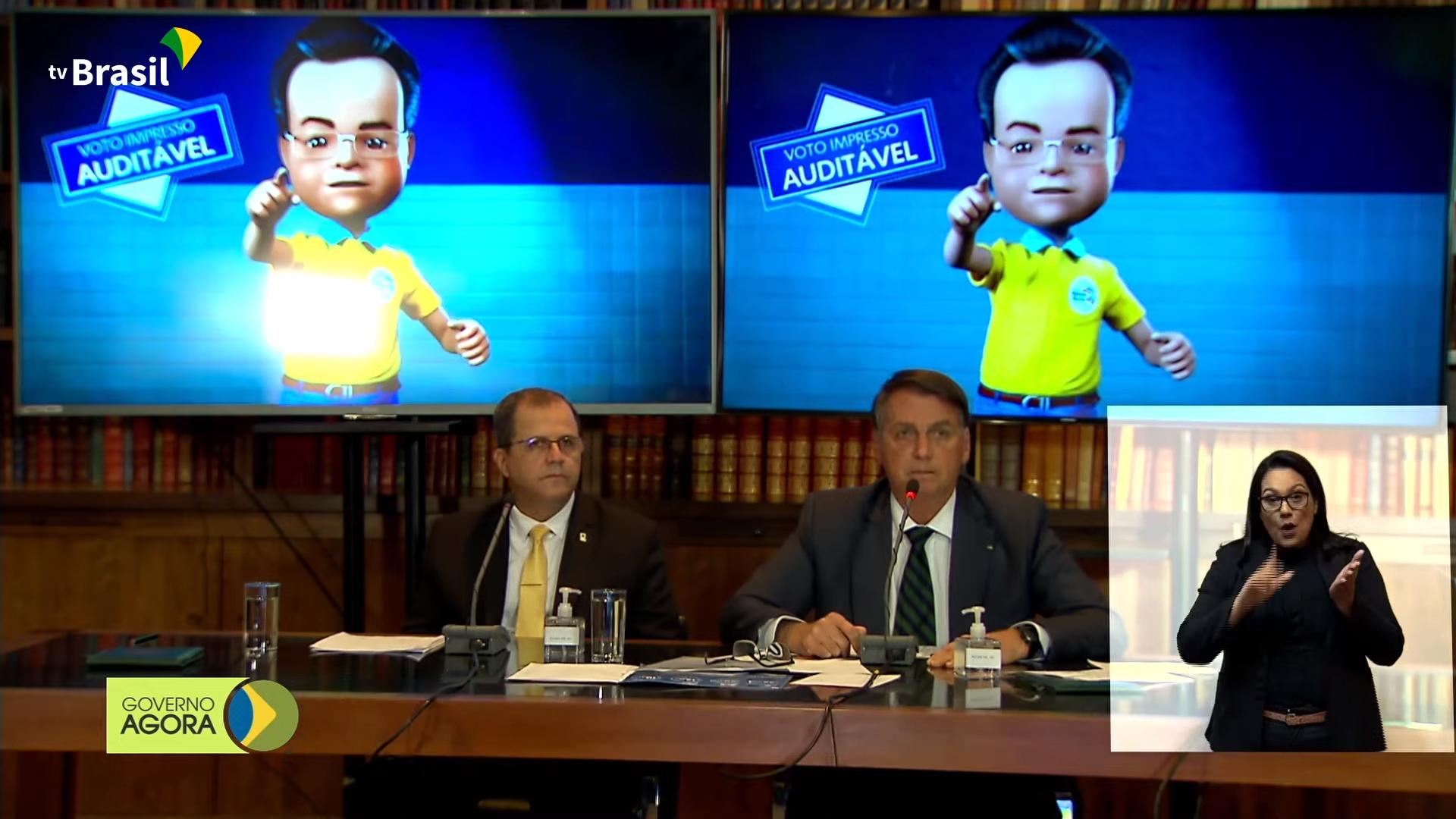 IMAGEM: MP junto ao TCU pede ao TSE acesso ao inquérito dos ataques de Bolsonaro