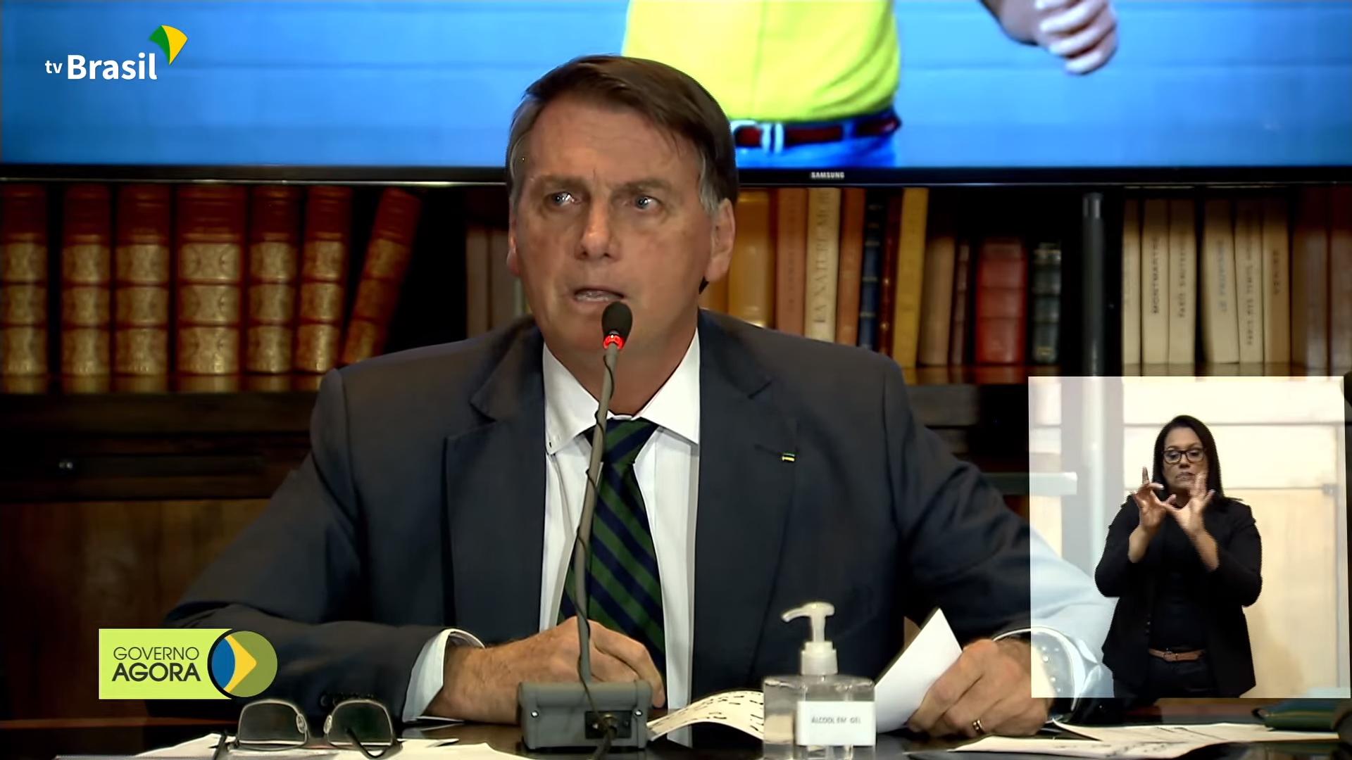 IMAGEM: Presidenciáveis avaliam que Bolsonaro enterrou chances de aprovação do voto impresso