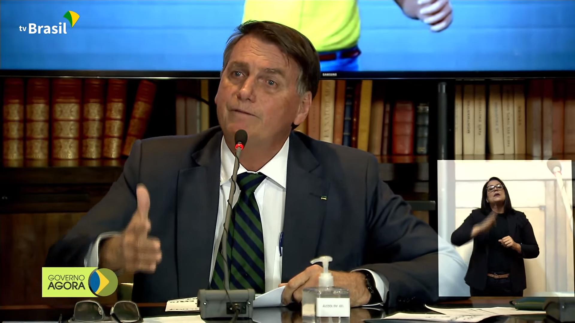 IMAGEM: Bolsonaro é o pior do mundo