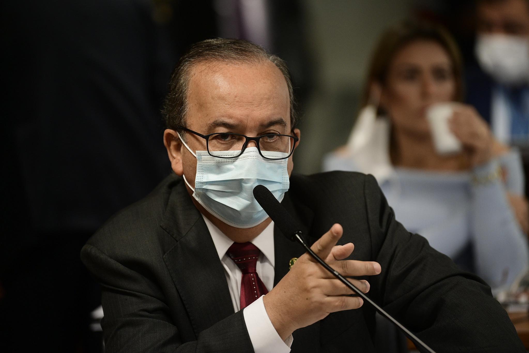 IMAGEM: Planalto avalia nova mudança na Secretaria de Governo
