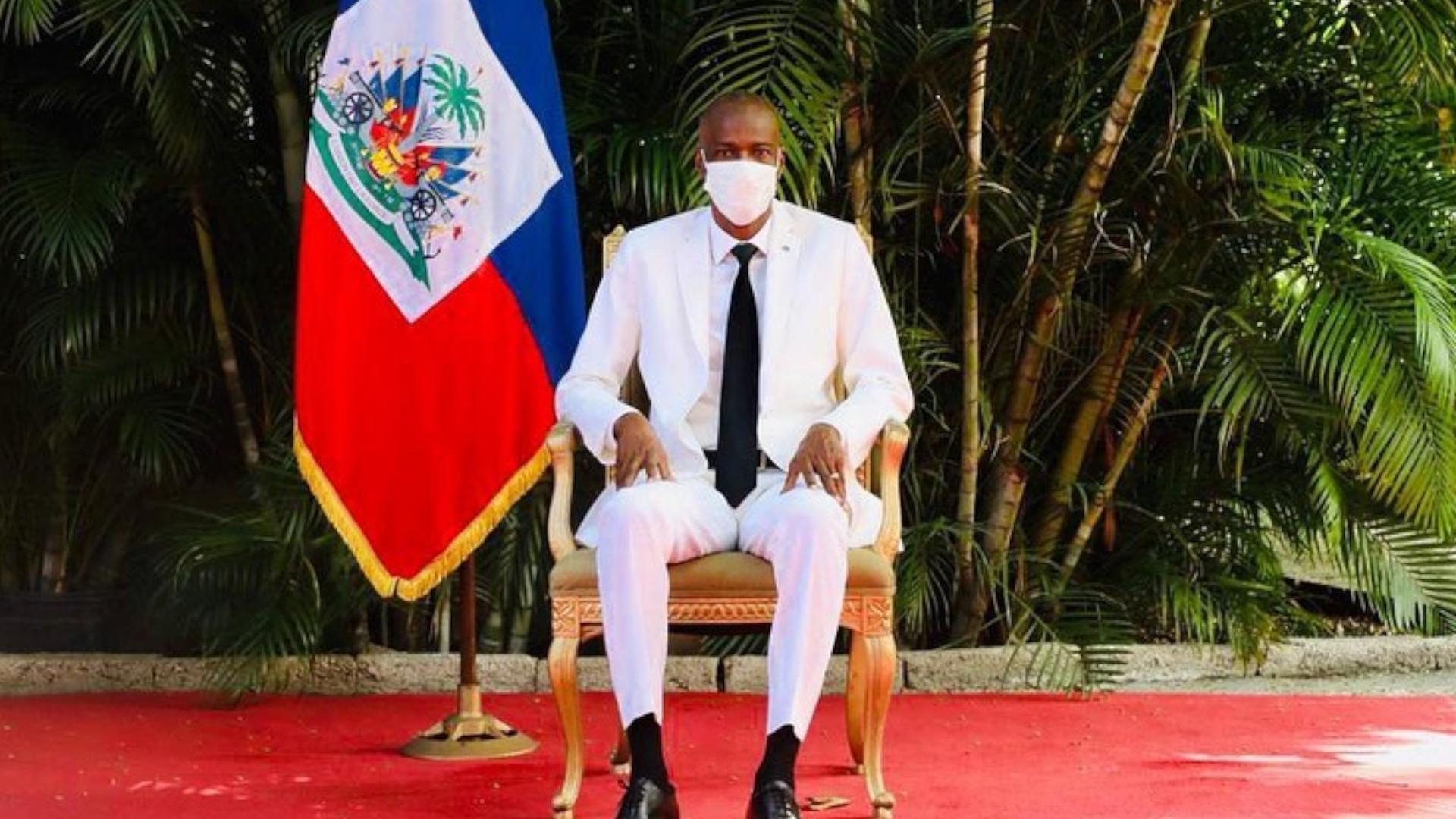 IMAGEM: Governo do Haiti diz ter prendido 'supostos assassinos' do presidente