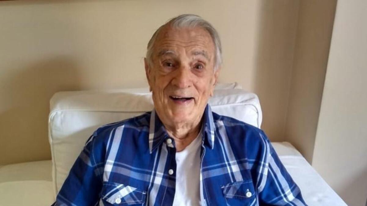 IMAGEM: Orlando Drummond, dublador e humorista, morre aos 101 anos no Rio