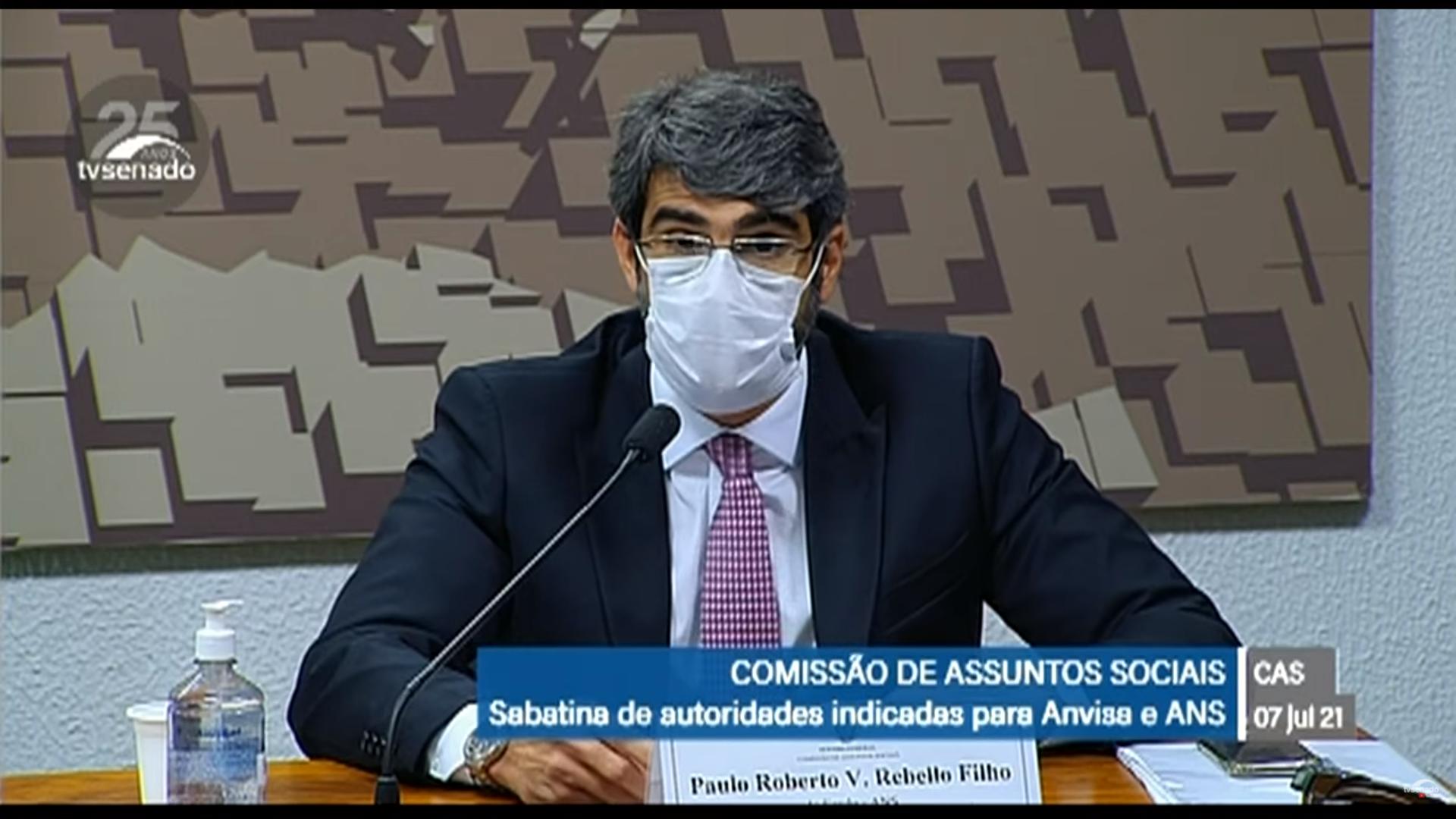 IMAGEM: Bolsonaro nomeia ex-chefe do gabinete de Barros para ANS