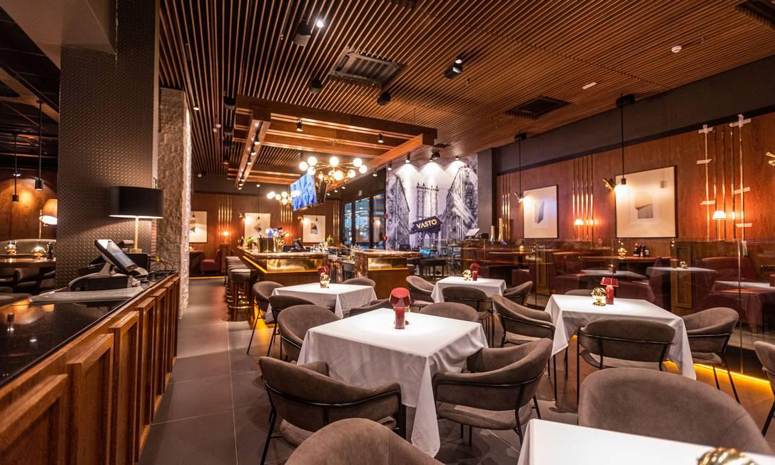 IMAGEM: Restaurante em que propina teria sido ofertada diz que apagou vídeo