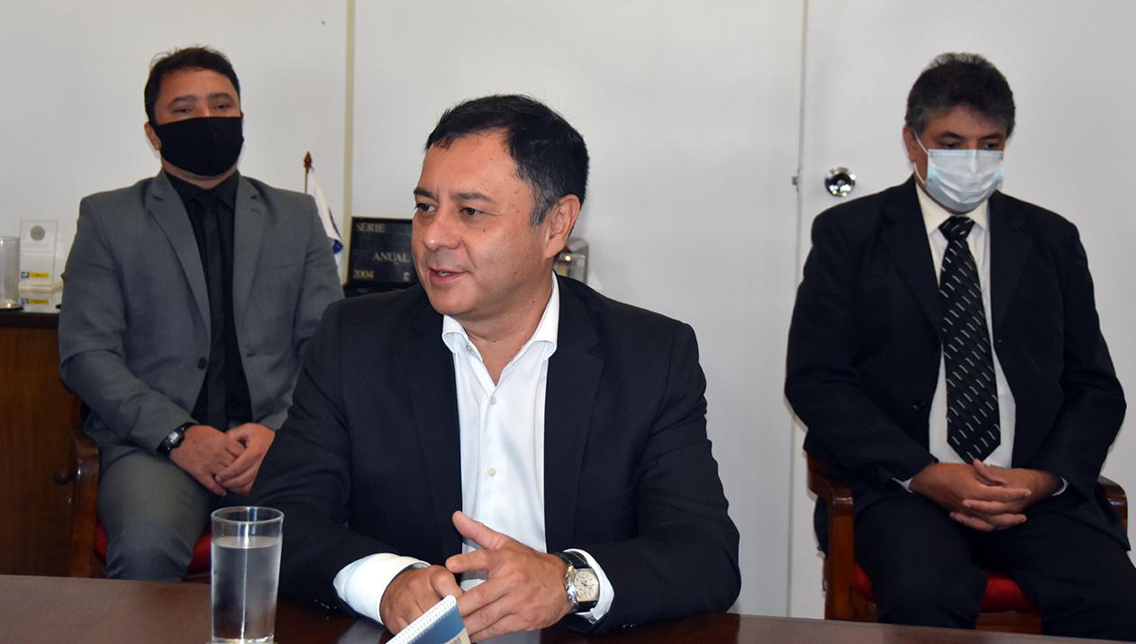 IMAGEM: Economia diz ter sofrido 'pressões' para elevar fundão eleitoral
