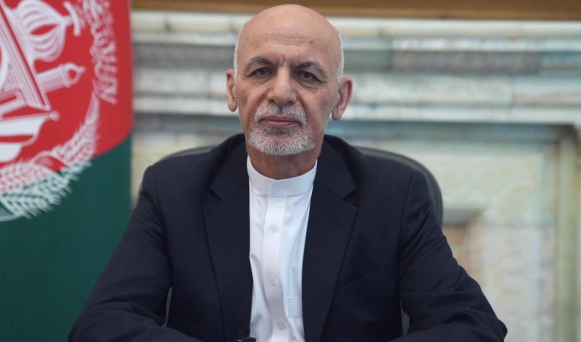 IMAGEM: Ex-presidente do Afeganistão levou US$ 169 milhões em dinheiro ao deixar país