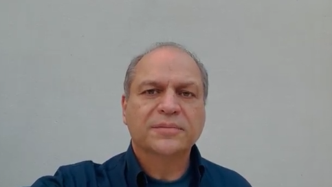 IMAGEM: Ricardo Barros recebe alta hospitalar
