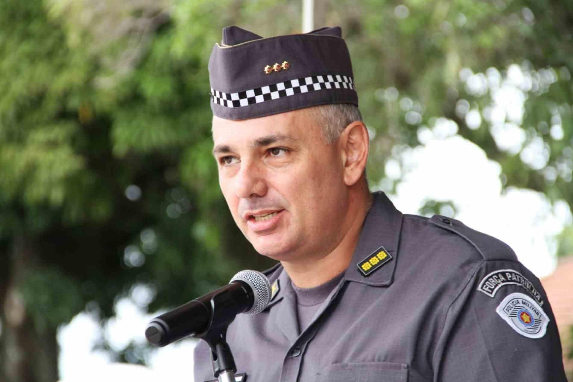 IMAGEM: MP-SP cobra de Corregedoria da PM investigação de coronel bolsonarista