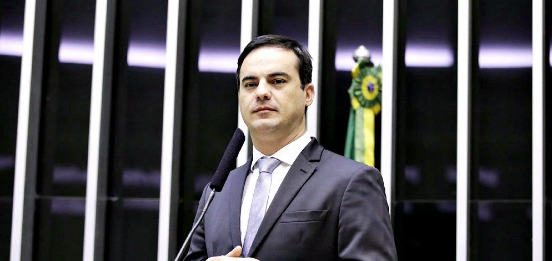 IMAGEM: Bolsonaro lança Capitão Wagner para o governo do Ceará