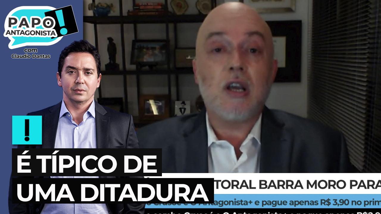 """IMAGEM: """"É típico de uma ditadura"""", diz Carlos Fernando, sobre proposta de Código Eleitoral"""