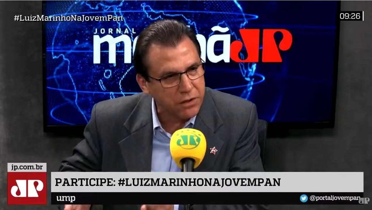 IMAGEM: Juíza autoriza condução coercitiva de Luiz Marinho a CPI em São Bernardo