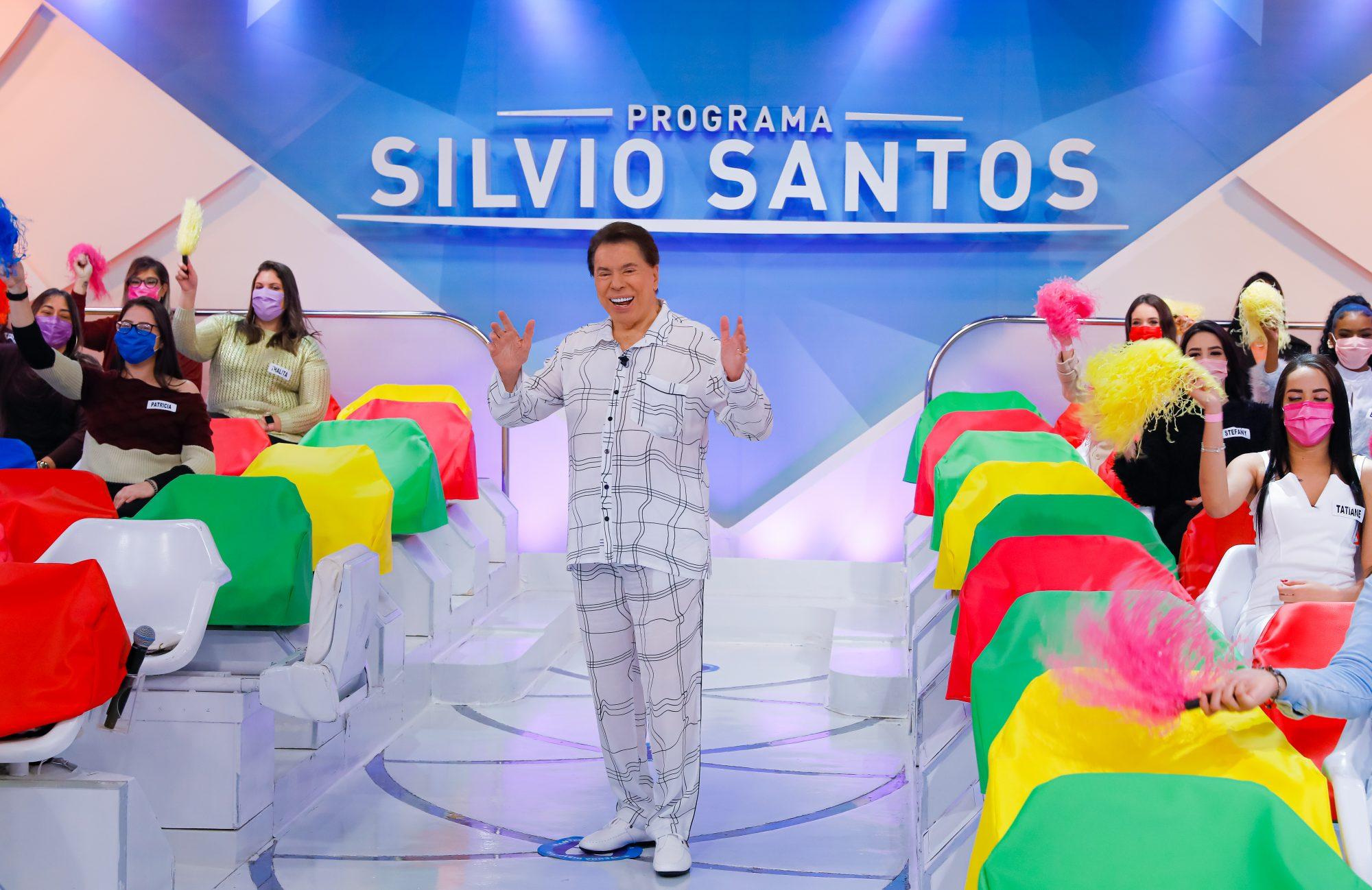 IMAGEM: Luciano Huck anula Silvio Santos