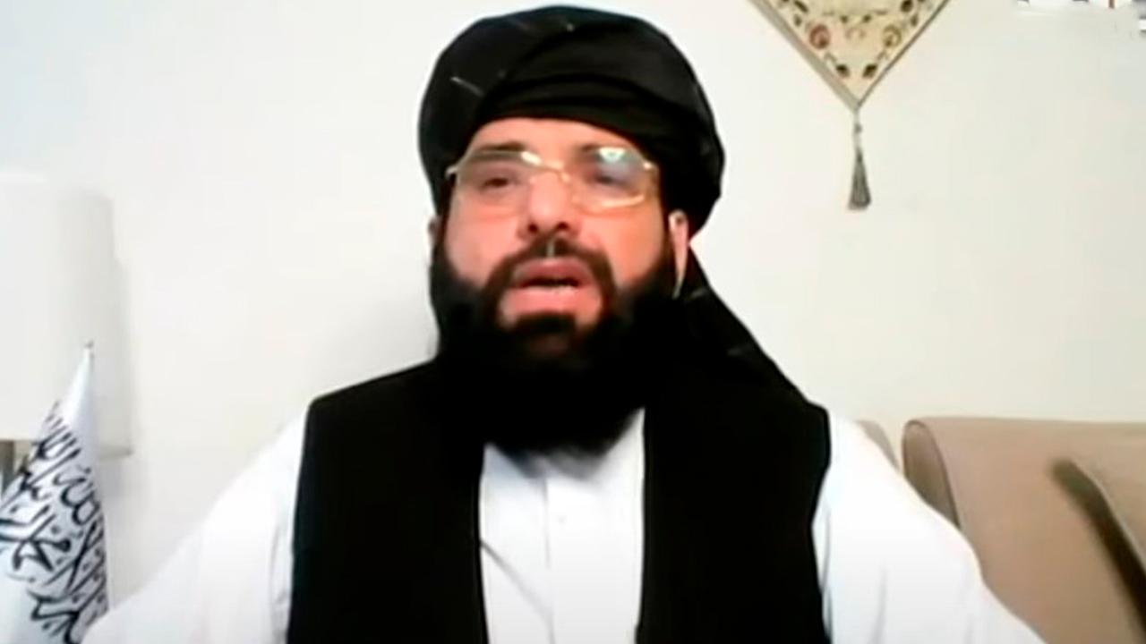 IMAGEM: Os talibãs são escorpiões
