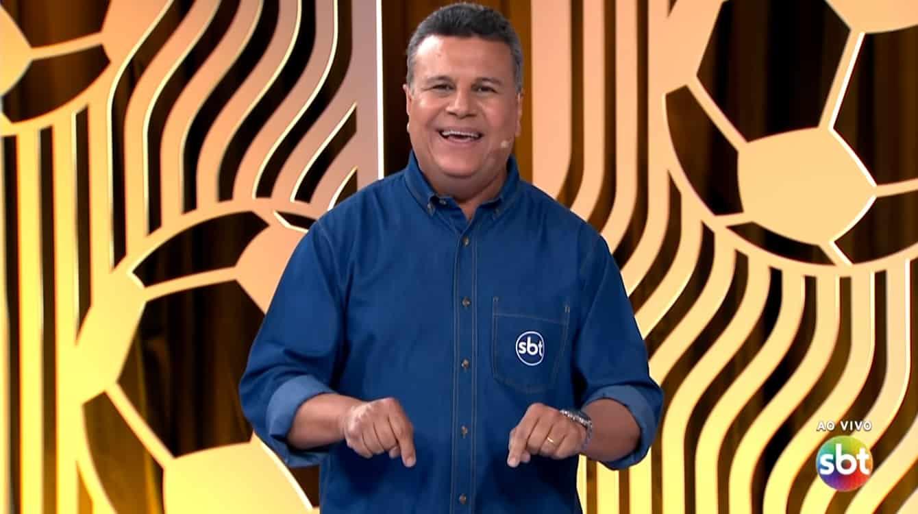 IMAGEM: Globo supera audiência de São Paulo x Palmeiras e deixa SBT na vice-liderança