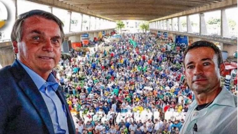 """IMAGEM: Presidente da Ceagesp diz que convocou policiais para ato para """"combater a corrupção"""""""