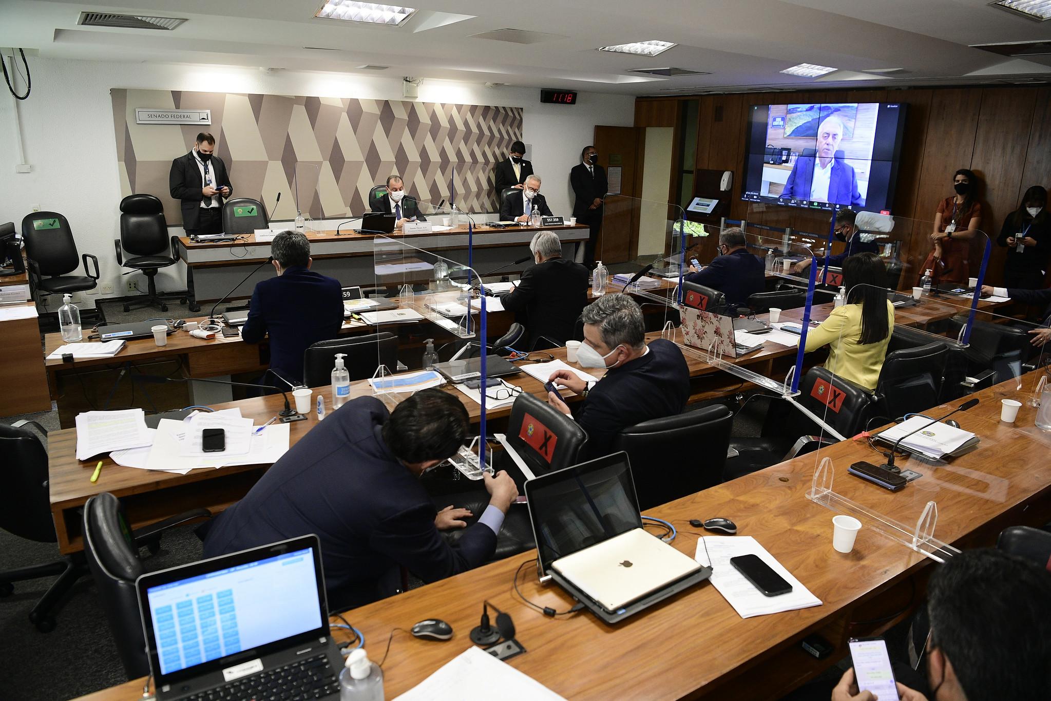 IMAGEM: CPI não consegue contactar Marconny Albernaz