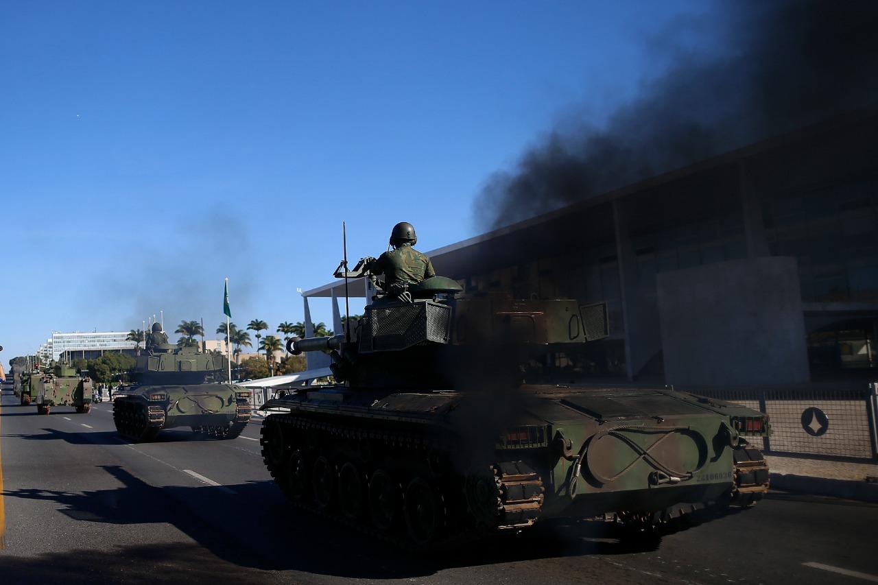 IMAGEM: Marinha impõe sigilo a documentos da Operação Formosa