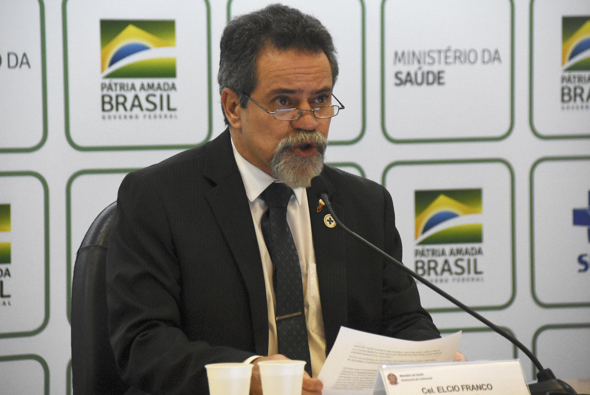 IMAGEM: Em carta a Max da Precisa, Elcio Franco pediu para 'acelerar' aprovação da Covaxin na Anvisa