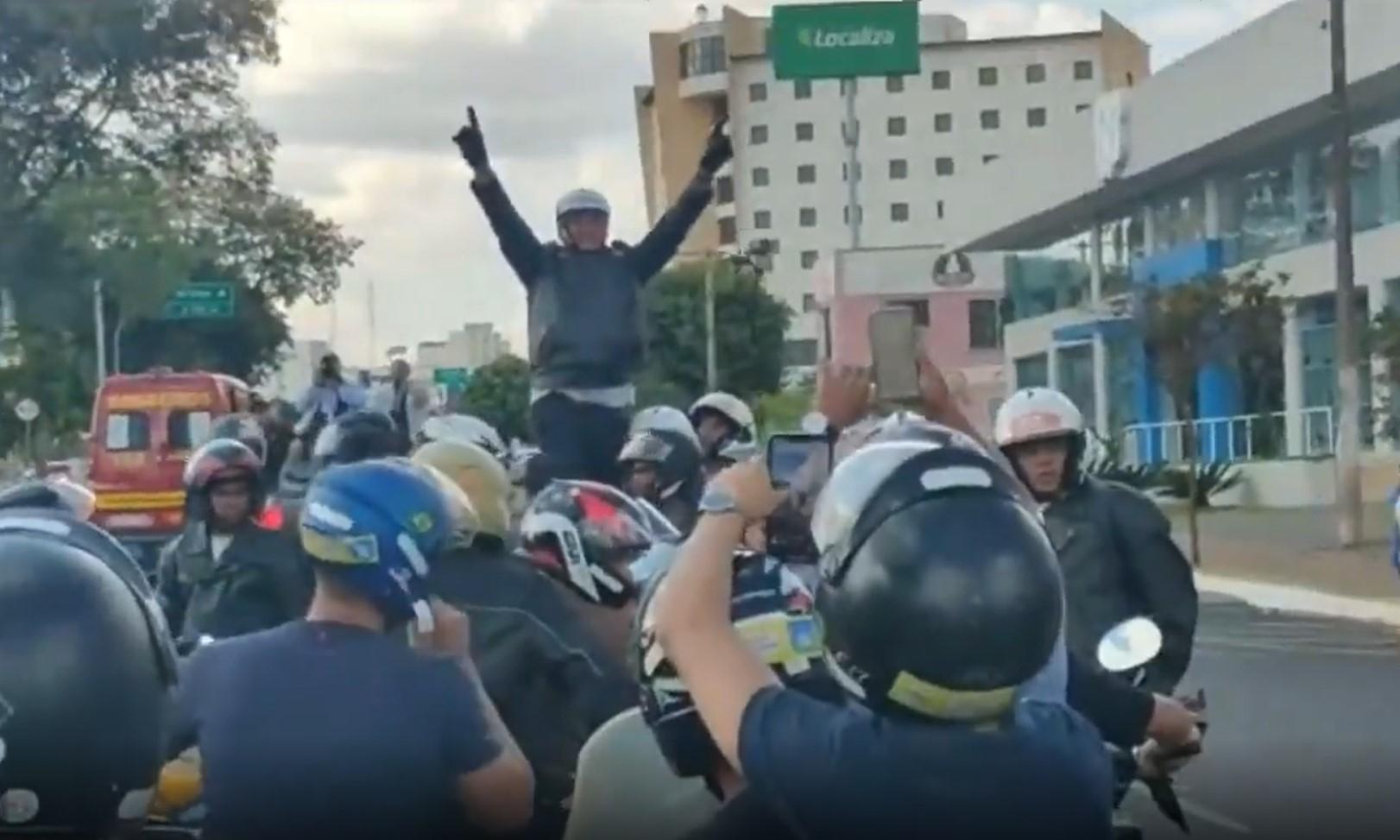 """IMAGEM: """"Menos público na Paulista"""""""